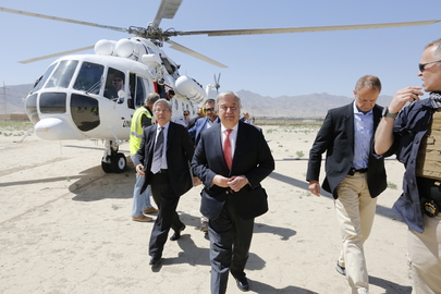 Secretary-General Visits Afghanistan