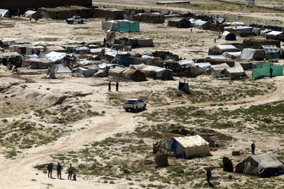 IDP Camp in Afghanistan