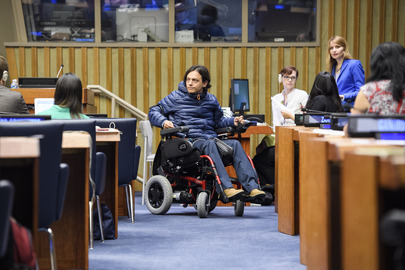 Tenth Session of Conference of States Parties to Convention on Disability Rights