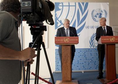 Emergency Relief Coordinator Addresses Humanitarian Affairs Segment