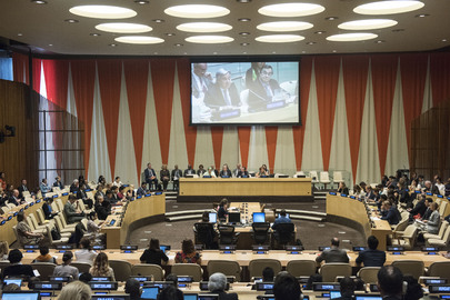 ECOSOC Considers Repositioning UN Development System