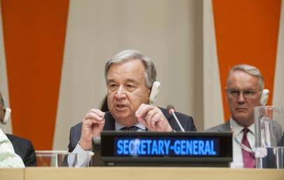 ECOSOC Considers Repositioning UN Development System