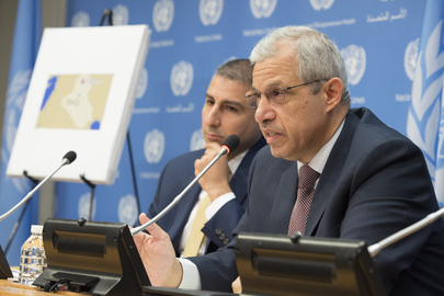Press Briefing on Situation in Iraq