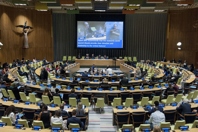 ECOSOC High-level Political Forum on Sustainable Development