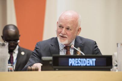 UN Marks Nelson Mandela International Day
