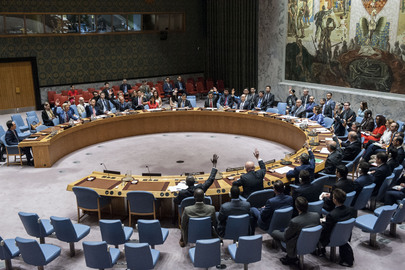 Security Council Adopts Resolution on Non-proliferation by DPRK