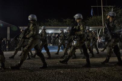 Brazilian Peacekeepers Wind Down Operations in Haiti