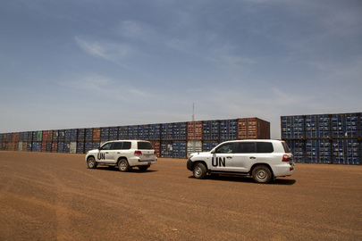 Head of UN Field Support Visits Mali