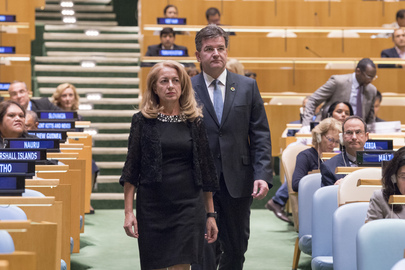 General Assembly Concludes Seventy-first Session