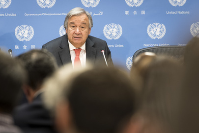 Press Conference by Secretary-General on Occasion of Seventy-second Session of General Assembly