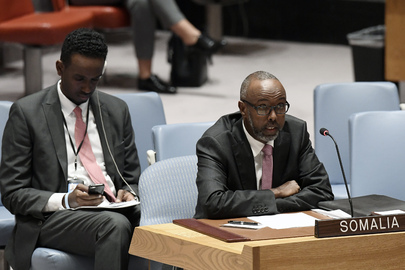 Security Council Considers Situation in Somalia