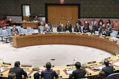 Security Council Extends Mandate of Libya Mission