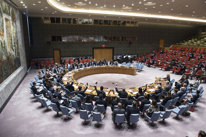 Security Council Approves Recommendations on Colombia Verification Mission