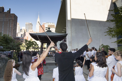 Peace Bell Ceremony in Observance of International Peace Day