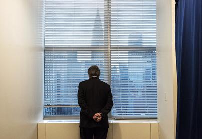 Secretary-General António Guterres Between Meetings