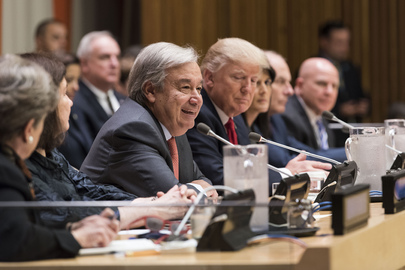 High-level Meeting Convened by United States on UN Reform