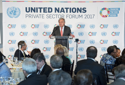 United Nations Private Sector Forum 2017
