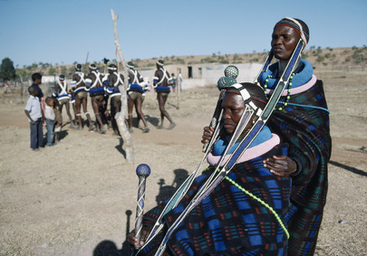 Ndebele Tribe in South Africa