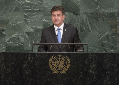 Assembly President Addresses Seventy-second General Debate