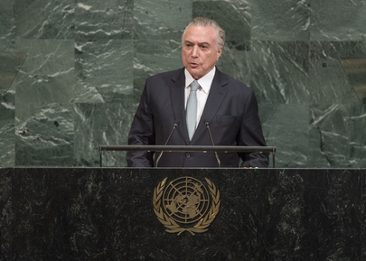President of Brazil Addresses Seventy-second General Debate
