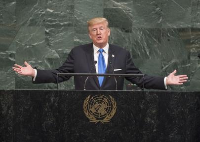 United States President Addresses Seventy-second General Debate