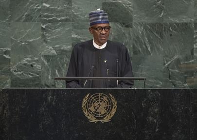 President of Nigeria Addresses Seventy-second General Debate