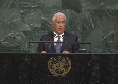 Prime Minister of Portugal Addresses General Assembly