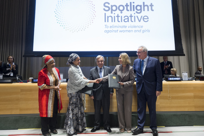 High-level Launch of the Spotlight Initiative
