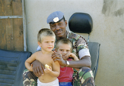 United Nations Protection Force in Croatia and Bosnia and Herzegovina