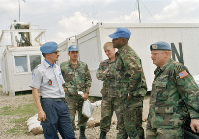 United Nations Protection Force (UNPROFOR)