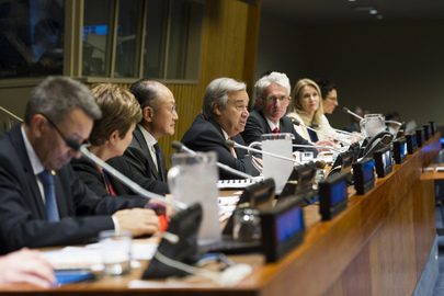 High-level Event on Famine Response and Prevention