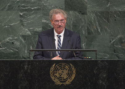 Foreign Minister of Luxembourg Addresses General Assembly