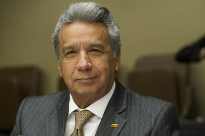 President of Ecuador Chairs G-77 Ministerial Meeting