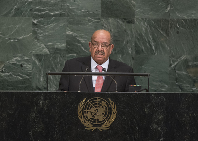 Foreign Minister of Algeria Addresses General Assembly