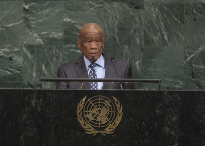 Prime Minister of Lesotho Addresses General Assembly