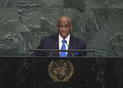 Deputy Prime Minister of Saint Vincent and Grenadines Addresses General Assembly
