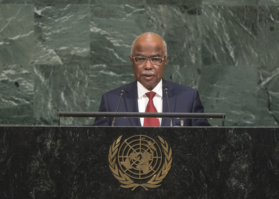 Foreign Minister of Chad Addresses General Assembly