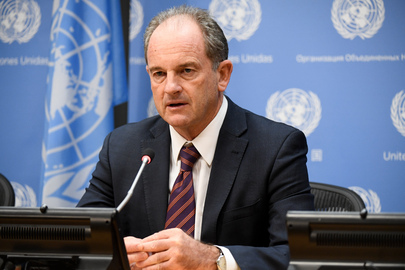Press Conference by Head of UNMISS