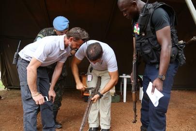 DDRR Programme in Central African Republic