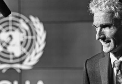 New UN Emergency Relief Coordinator Interviewed for UN News