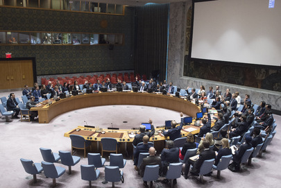 Security Council Extends Authorization to Intercept Vessels off Libyan Coast Suspected of Migrant Smuggling