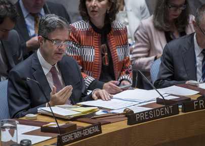 Security Council Tasks UN Verification Mission to Monitor New Ceasefire in Colombia