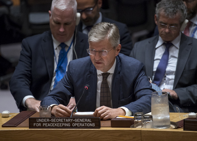 Security Council Considers Strategic Force Generation for UN Peacekeeping