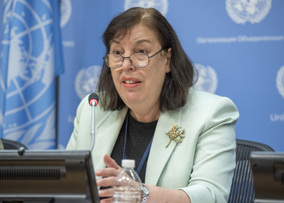 Press Conference by UN Special Representative for Children and Armed Conflict