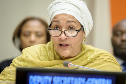 Deputy Secretary-General Briefs ECOSOC on Repositioning of UN Development System