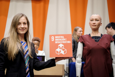 ECOSOC, Second Committee Discuss Sustainable Development and Rapid Technological Change