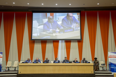 High-level Event on Financing Africa's Infrastructure and Agricultural Development