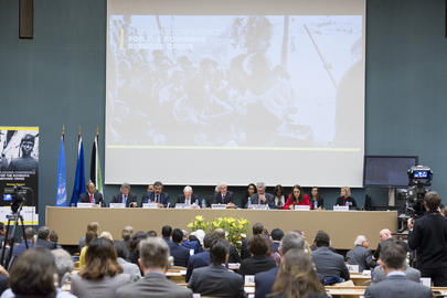 Pledging Conference at UNOG for Rohingya Refugee Crisis