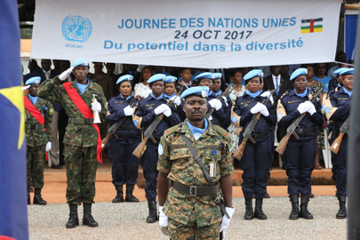 UN Day Celebrations in Central African Republic