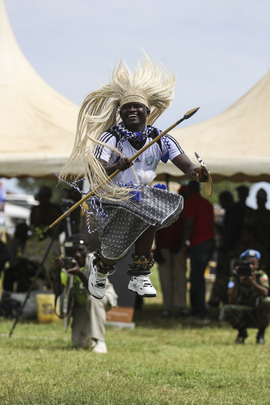 UN Day Celebrations in South Sudan
